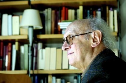 Petros Márkaris, escritor griego aunque nacido en Estambul