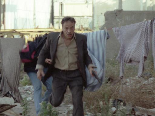"""Adaptación cinematográfica de """"Morituri"""", con Miloud Khetib en el papel de Brahim Llob"""