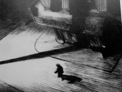 Sombras Nocturnas Hopper
