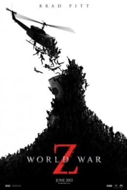 Guerra Mundial Z 2013 World War Z Poster