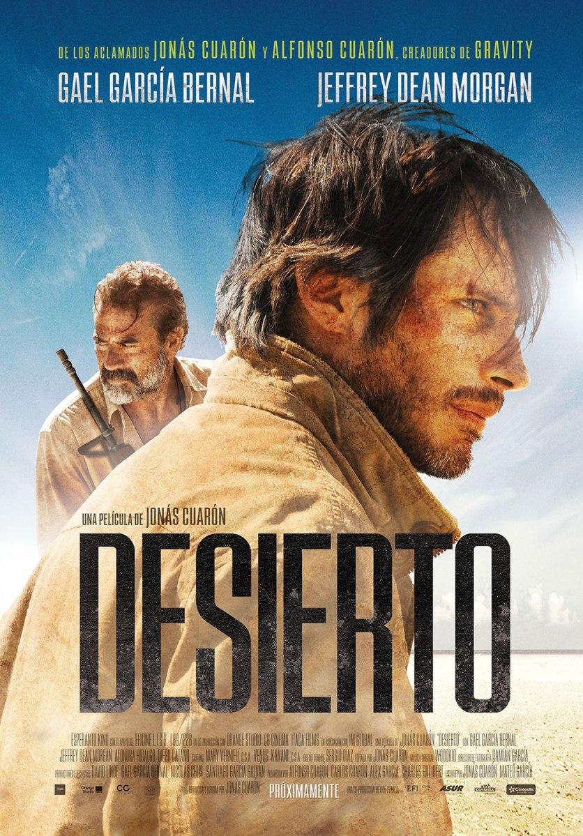 "Cine: ""Desierto"""