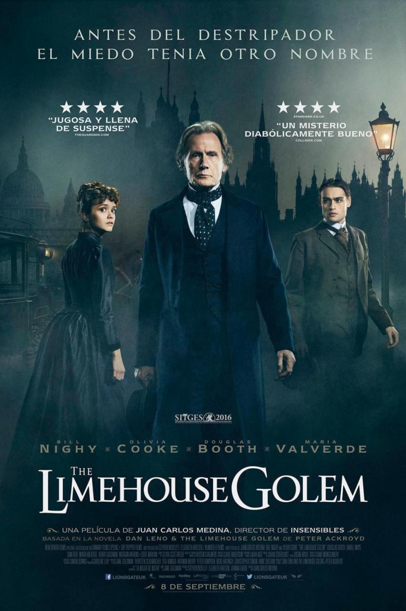 "Cine: ""The Golem of Limehouse"""
