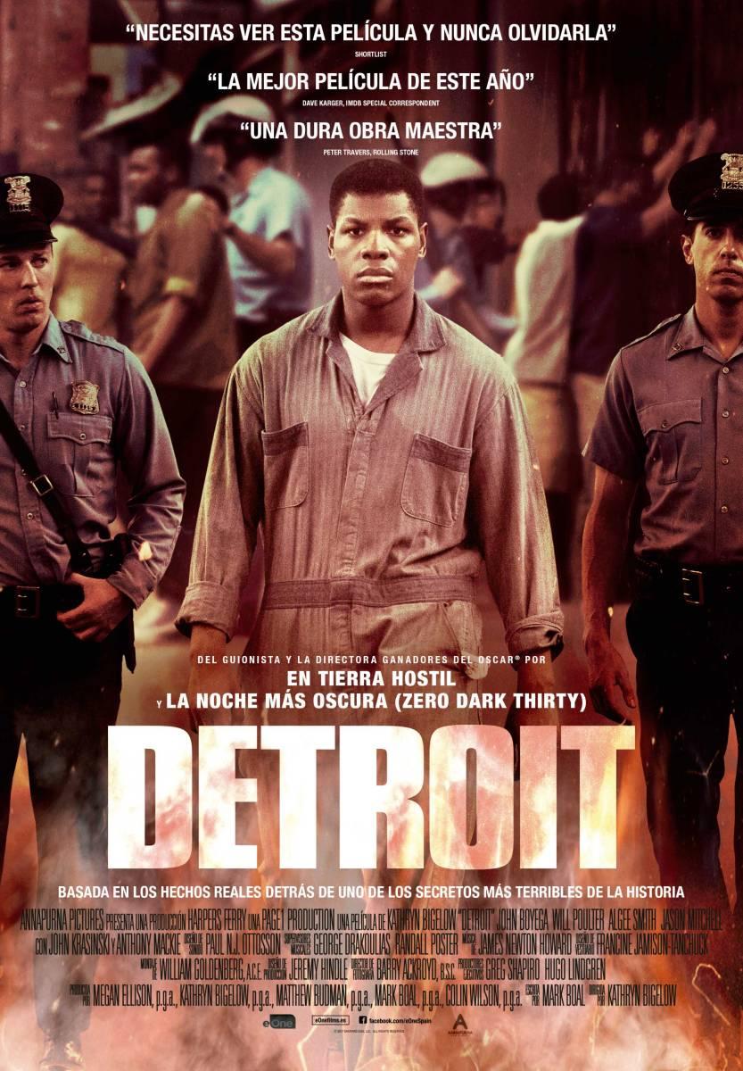 "Cine: ""Detroit"""