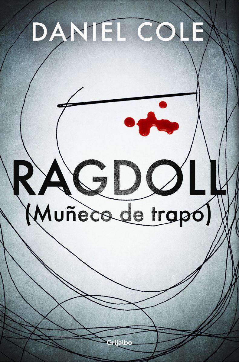 "Novela: ""Ragdoll (Muñeco de trapo)"", de Daniel Cole"