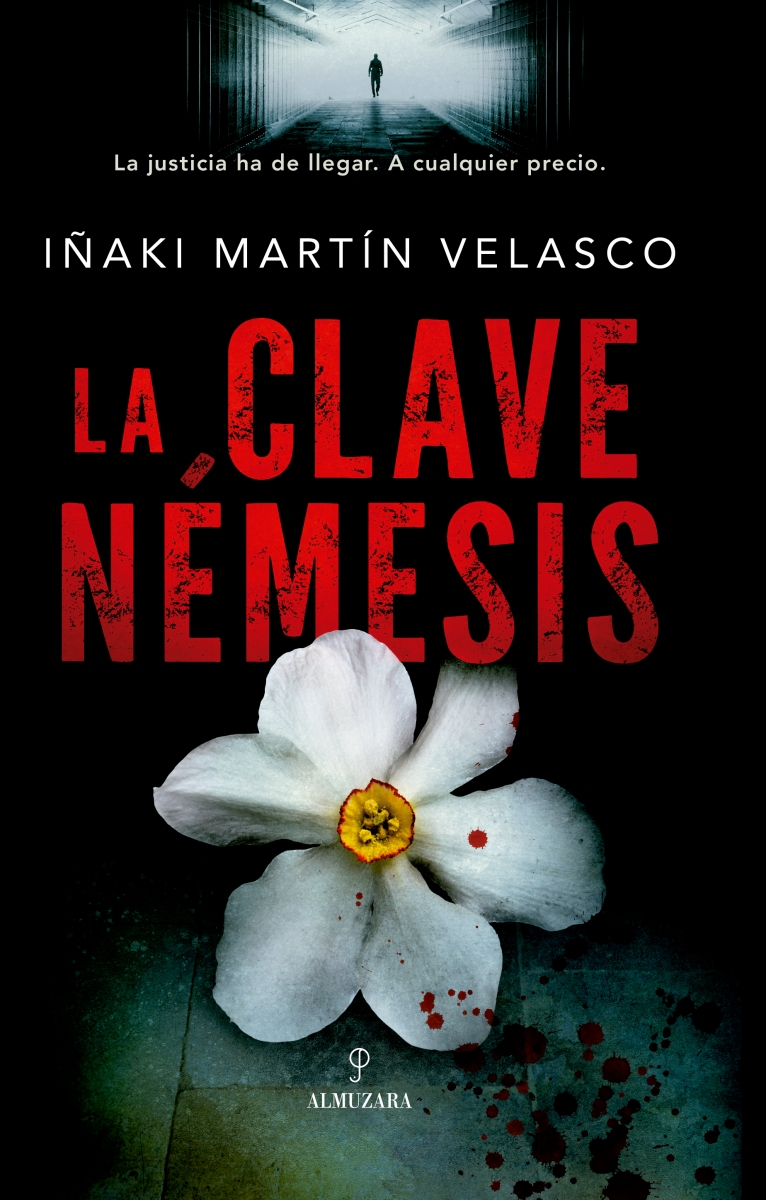 "Novela: ""La clave Némesis"", de Iñaki Martín Velasco"